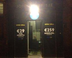 アイルランドのジム費用