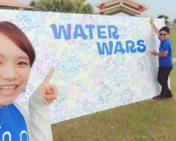 One project~Water Wars~