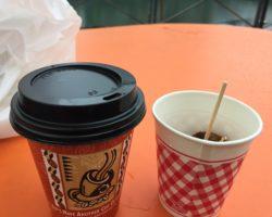 からあげとコーヒー